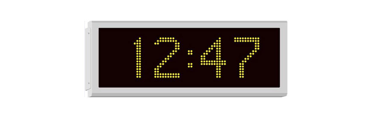 BQ38 Calendar Flip Clock